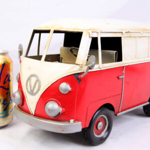 1966 VW Bus Metal Model